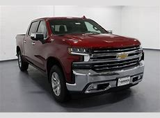 New 2019 Chevrolet Silverado 1500 LTZ 4D Crew Cab in Quad