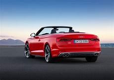 2018 Audi Rs5 Cabriolet Rendered Autoevolution