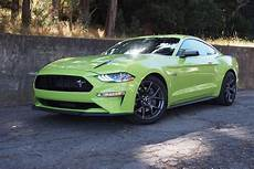 Ford Mustang High Performance 2020 ford mustang ecoboost high performance package review