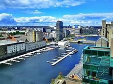 google dublins new office view