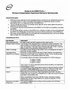 erm form 6 fill online printable fillable blank pdffiller