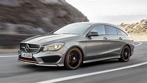 2015 Mercedes Benz CLA Shooting Brake Revealed  Car News