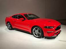 ford unveils all new 2018 mustang fortune