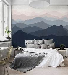 Bedroom Easy Wall Mural Ideas by Mountain Mural Wall Simpleshapes Simple Shapes Shop
