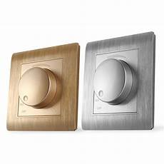 luxury wall light switch panel dimmer speed switch 86 ac 110 250v fashion design