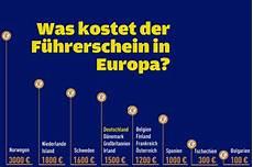 wie viel kostet motorradführerschein f 252 hrerscheinkosten in europa billig lappen in bulgarien