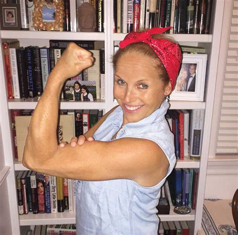 Katie Couric Muscles