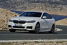 2018 Bmw 6 Series Gt Complete Line Up Specifications