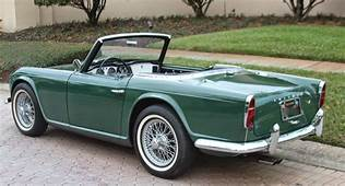 Car Style Critic Triumph TR4 A Huge Improvement