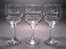 Wedding Glass Engraving Ideas