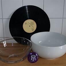 Schale Aus Schallplatte Schallplatten Diy Academy Und