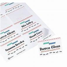 avery white adhesive name badges 8395 template