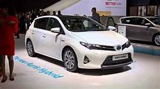 2015 Model Toyota Auris Toyota Auris Hybrid