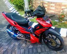 Variasi Motor Revo 110 by Absolute Revo Modifikasi Touring Thecitycyclist