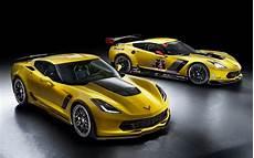 chevrolet corvette z06 c7 r gt2 yellow supercar