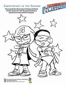 captain awesome coloring pages captain awesome by stan kirby colouring sheet classroom fun books for boys classroom fun