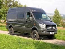 Hrz Freedom Sprinter Cer Mercedes Vans Und