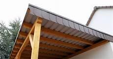 Construction D Un Carport