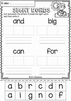 free kindergarten morning work includes worksheet pages these pages are great for preschool