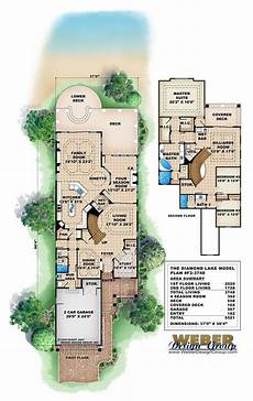 narrow lake lot house plans diamond lake house plan lake house plans craftsman