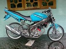 Modifikasi Motor Vixion by Modifikasi Motor Yamaha Vixion Ban Kecil Terbaru