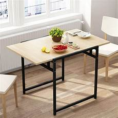 small apartment with foldaway outdoor simple folding table small apartment household