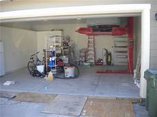 2 Auto Garage by Home Garage Auto Lift The Mustang Source Ford Mustang