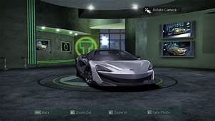 Need For Speed Carbon McLaren 600LT2019  NFSCars
