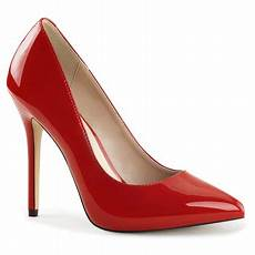 Rote High Heels - womens high heels pointed toe shoes 5 inch pumps