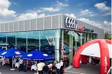 Erfolgreiches Er 246 Ffnungswochenende Des Neuen Audi Zentrum