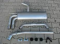 exhaust system for seat altea 1 6 1 9 tdi td with