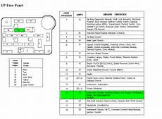 97 Ford Mustang Gt Wiring Schematic Instrument Cluster