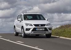 seat ateca diesel seat ateca fr road test shows 1 4 tsi petrol engine is credible diesel alternative company car