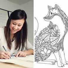 coloring book for grown ups mocks adult life bored panda