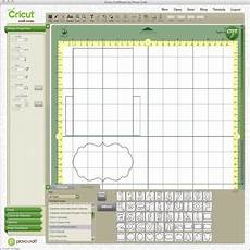 cricut craftroom basics font and shapes in image with