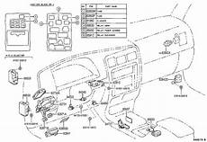 1989 Toyotum Supra Fuse Diagram by 8198032010 Toyota Flasher Assy Turn Signal Denso