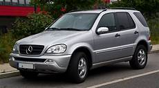 file mercedes ml 270 cdi w 163 facelift