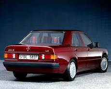 1991 mercedes 190 e 1 8 w 201 car specifications