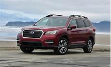 new 2019 suvs and crossovers 2019 subaru ascent review