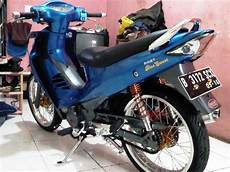 Modif Motor Shogun Sp 125 by Motor Trend Modifikasi Modifikasi Motor Suzuki