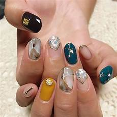 12 marble nail designs perfect for fall luxury nails