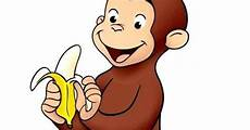 Mewarnai Gambar Tokoh Kartun Curious George Si Monyet