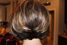 short stacked haircut so fun busch