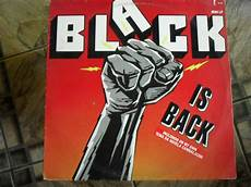 Black Is Back Lp Vinil Black R 17 00 Em Mercado Livre