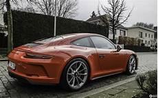 Porsche 991 Gt3 Mkii Touring 15 February 2018 Autogespot