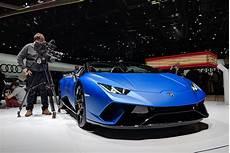 best cars of the 2018 geneva motor show gear patrol