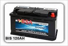 Agm Autobatterien Agm Batterien Mit Vliestechnolgie