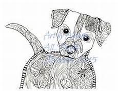 malvorlage hund russel kostenloses ausmalbild hund schnauzer die gratis