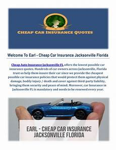 what year was car insurance mandatory earl cheap auto insurance in jacksonville by earl
