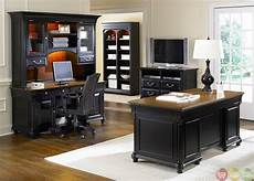 wooden office furniture for the home st ives traditional executive home office furniture desk set